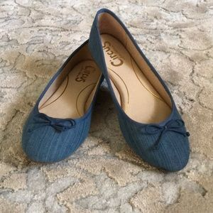 Circus by Sam Edelman ballet flats loafer LIKE NEW
